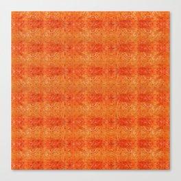"""""""Sabana Noon Degraded Polka Dots"""" Canvas Print"""