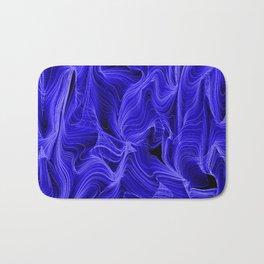 Midnight Blue Mist Bath Mat