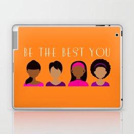 Black Girls Be The Best You Laptop & iPad Skin