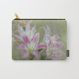 Belladonna Lily Carry-All Pouch