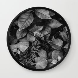 The Glow of Nature Wall Clock