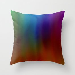 Bruised soul Throw Pillow