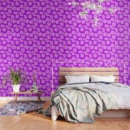 Lila Cate Rose Wallpaper
