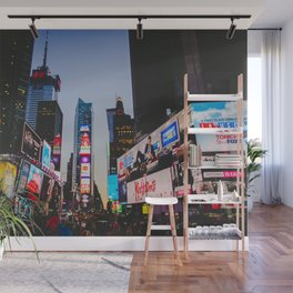 New York City 83 Wall Mural