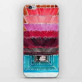 Claustrophobia Phobia iPhone Skin