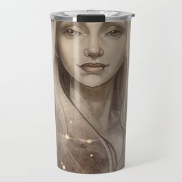 Zodiac Capricorn Travel Mug