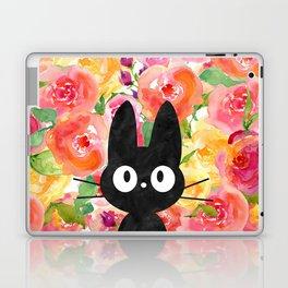 Jiji in Bloom Laptop & iPad Skin