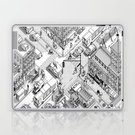 MacPaint project: NYC Laptop & iPad Skin