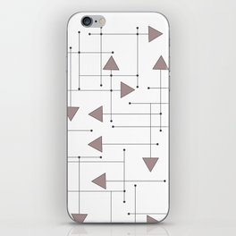 Lines & Arrows iPhone Skin
