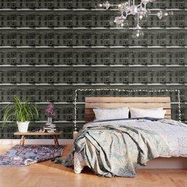 Barn Reflected Wallpaper