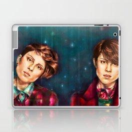Tegan & Sara Laptop & iPad Skin