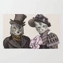 The Owl and the Pussycat Rug