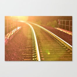 WHERE ARE WE GOING? Canvas Print