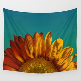 A Sunflower Wall Tapestry