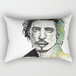 Like A Stone Rectangular Pillow