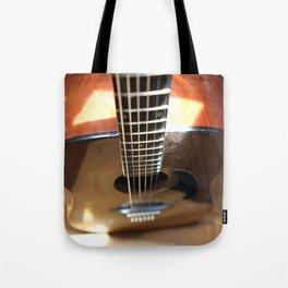 Sunris Guitar Tote Bag