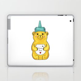 Little Honey Bear Laptop & iPad Skin