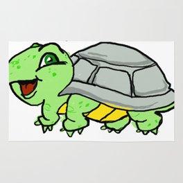 childish turtle  Rug