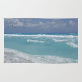 Carribean sea 3 Rug