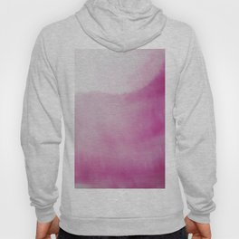 Purple and white fluid watercolors modern background Hoody