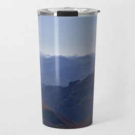 Mountain Morning Travel Mug