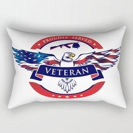 Veteran Rectangular Pillow