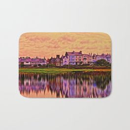Imagine (Digital Art) Bath Mat
