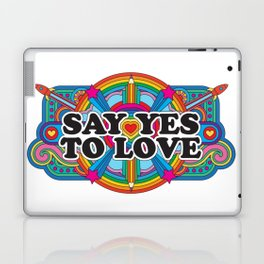 Say Yes To Love Laptop & iPad Skin