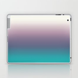 Ombré Ocean Laptop & iPad Skin