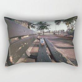 arctic trash Rectangular Pillow