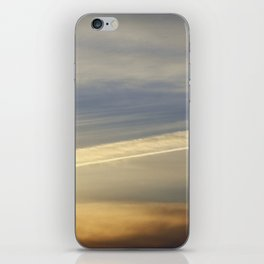 Just another sunset iPhone Skin