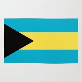 Flag: The Bahamas Rug