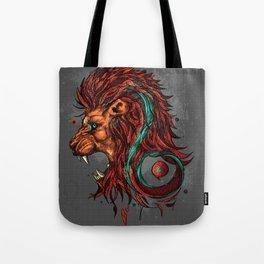 Leo The Lion - Zodiac Sign Tote Bag