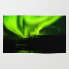 Northern Lights (Aurora Borealis) 4. Rug