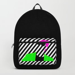Pop Art Tom Cruise Backpack