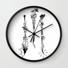SWIZZLE SHANK!!! Wall Clock