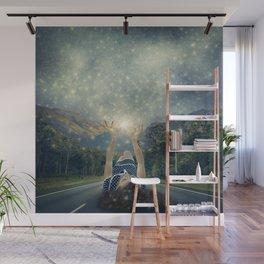 Luminary Wall Mural