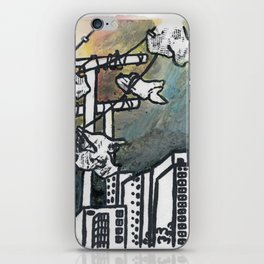 Cuban Clothing Line iPhone Skin