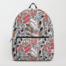 Shoe lover tattoos Backpack