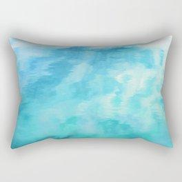 Water Fantasia #decor #buyart #society6 Rectangular Pillow