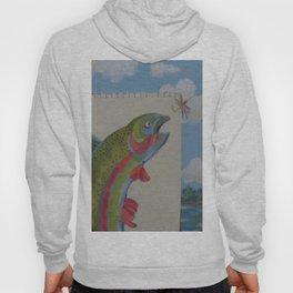 Fish Hooked Hoody