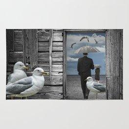 Weathering the Gulls Rug