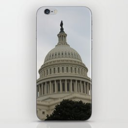 United States Capitol Dome iPhone Skin