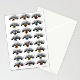 Hypnotic Eyes Stationery Cards