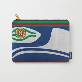 Portuguese Hawks Colors Carry-All Pouch