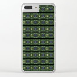 Cool Watermelon Abstract Clear iPhone Case