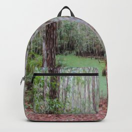 Submerge Your Worries Backpack