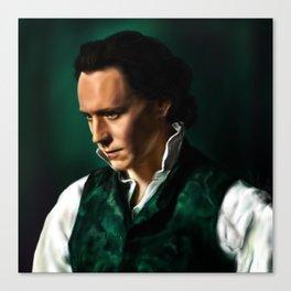 Sir Thomas Sharpe Canvas Print