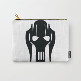 General Grievous Face Silhouette Carry-All Pouch