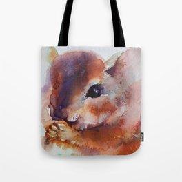 Chipmunk Dale Tote Bag